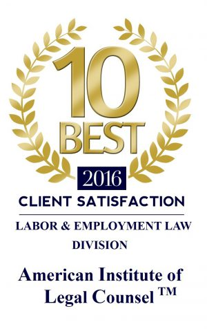 10 Best Labor and Employment Lawyers